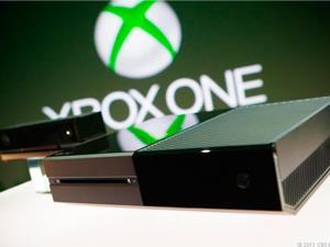 Xbox One ging Microsoft