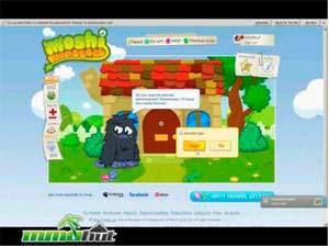 Moshi Monsters Kostenloses Browserspiel