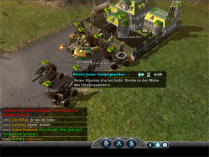 Steel Legions Kostenloses Online-Strategie-Spiel