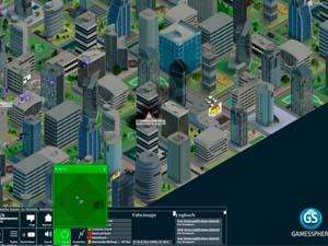 Einsatzleiter Kostenlose Gegenwarts-Simulation