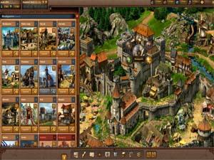 Kostenlose Aufbau-Browsergame Tribal Wars 2