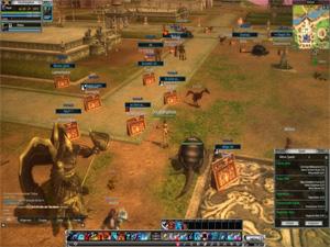 Rappelz Online-Rollenspiel