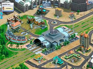 Kostenlosen Eisenbahn-Browsergame Rail Nation