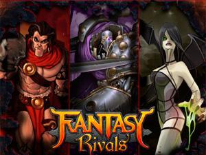 Abenteuerliches Browsergame ein Fantasy Rivals