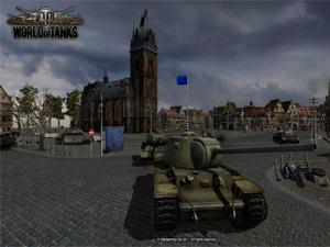 World of Tanks Shooting-Game